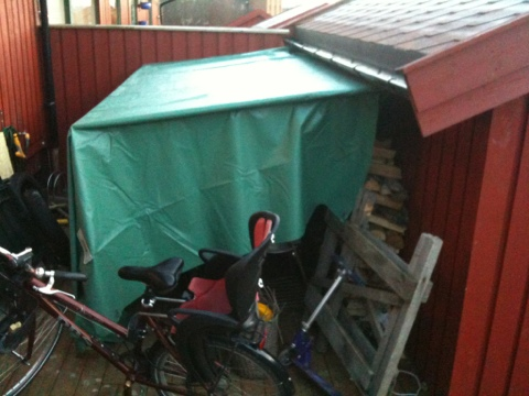 Vinterlagring i telt? Side 2